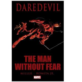 Daredevil Man Without Fear By Frank Miller (Complete Collected Edition) [CLEARENCE]