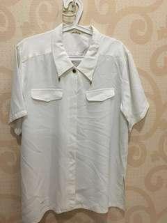 White Shirt Halfmile