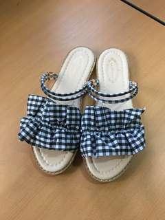 包順豐 全新 超靚 夏日 涼鞋 summer sandal brand new