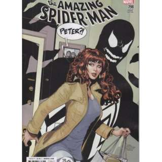 AMAZING SPIDER-MAN #798 VENOM VARIANT 30TH ANNIVERSARY TERRY DODSON