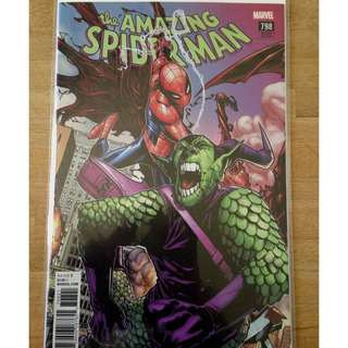 AMAZING SPIDER-MAN #798 RAMOS CONNECTING VARIANT / 1ST RED GOBLIN Marvel