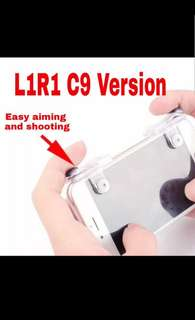 🚚 PROMO Latest L1R1 Version C9