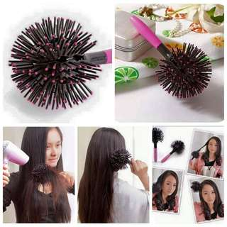 3D Hair Bomb Curler