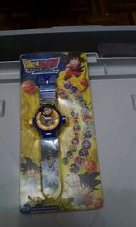 Dragon Ball Projector Watch for kids