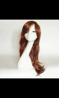 'Preorder' 70cm long wavy curly ladies wig *waiting time 15 days after payment is made*chat to buy to order