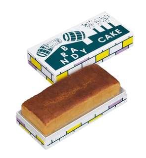 🚚 預購 日本代購 資生堂東京銀座 SHISEIDO 白蘭地蛋糕 人氣甜點 下午茶  8片/條