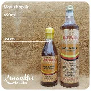 Madu Pramuka (Madu Kapuk) 350 ml