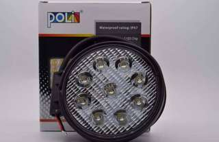 "POLI WATERPROOF FOG LIGHT (6"") 💡"