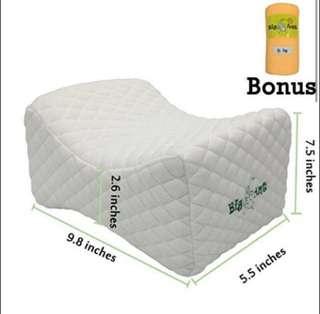 Memory 100% Foam knee Pillow