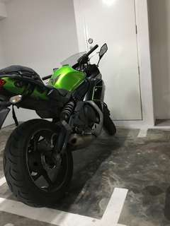 Kawasaki 400 limited edition