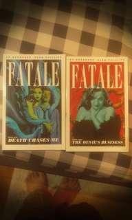Fatale tpb 1 & 2