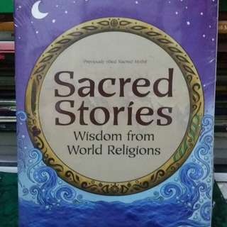 Sacred Stories Wisdom From World Religion