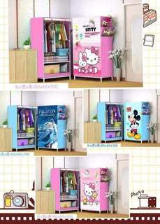 Small Storage Wardrobe