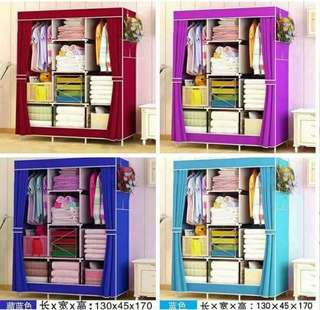Plain Storage Wardrobe