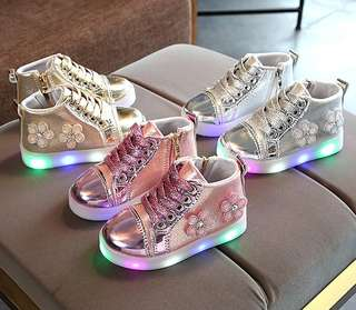 OBW FLOWERDS Led Shoe