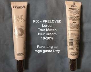 True Match Blur Cream