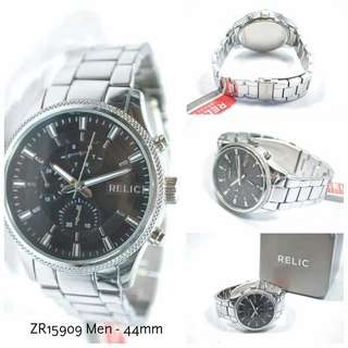 Relic Men's Watch