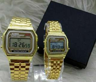 COUPLE WATCH (CASIO)
