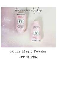 Ponda magic powder