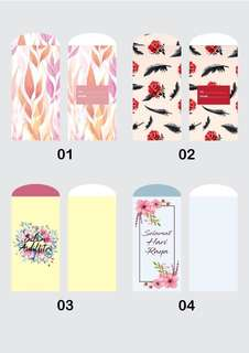 Sampul Raya (10pcs per packet)