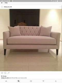 Menawarkan sofa tamu