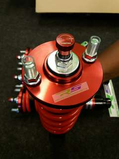 PRO-R ADJUSTABLE HONDA EK - HLSH 30 STEP