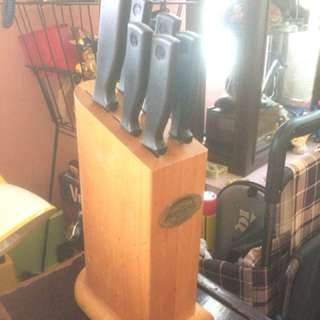 Chesterfield Professional Set Knife