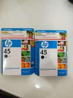 HP inkjet ring cartridge