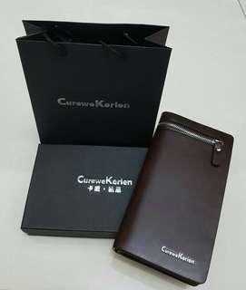 Sompet curewe kerien free bag and boks
