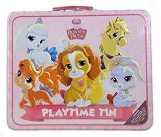Disney Princess Palace Pets Playtime Tin