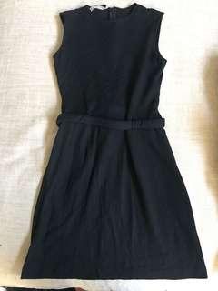 Jessica Black Sleeveless Dress