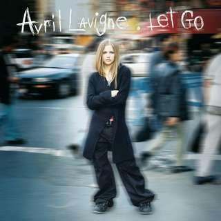 Avril Lavigne [Let Go] Japanese Edition CD
