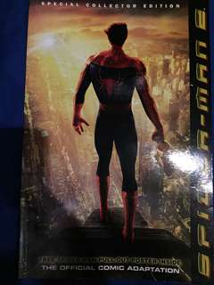 Spider-man 2 comic adaption (Special Collector Edition)