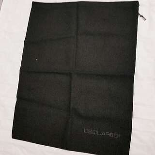 Dsquared2 dust bag 塵袋