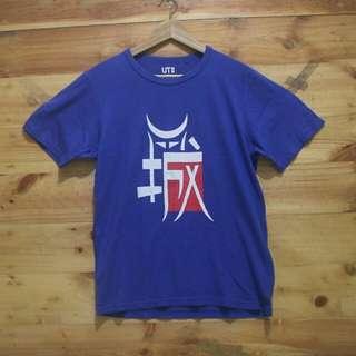 Uniqlo x nippon omiyage t shirt original