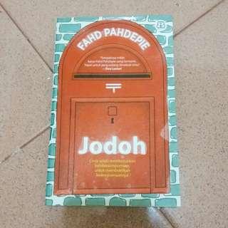 Novel Jodoh - Fahd Pahdepie