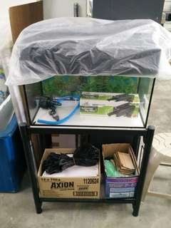 NEW full set aquarium fish tank akuarium