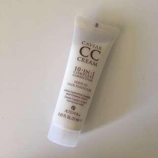 Alterna hair CC cream 10-in-1 complete correction small size