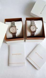 Philip Stein Steel Watch