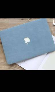 Macbook pro Leather case