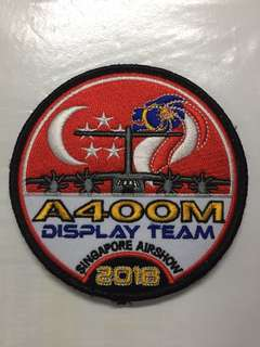 A400M Display Team Patch