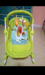 3 in 1 rocking chair