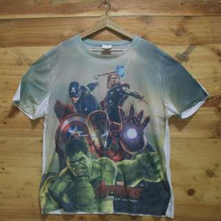 Marvel avengers full print t shirt original