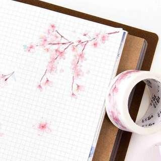 (PO) Sakura Branches Washi Tape