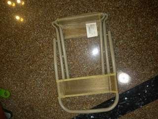 Foldable chair sale. Convenient.  Call 81211422