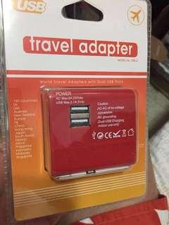 旅游插蘇 World Travel Adaptor