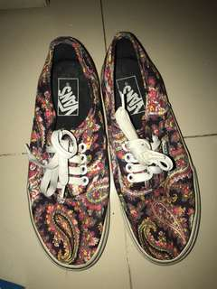 Vans Flower boho premium