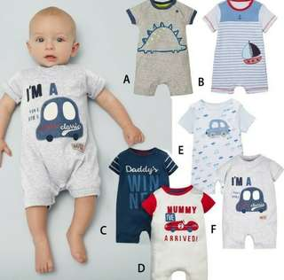 Baby romper D size 90
