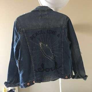 BNWT forever 21 Denim Jacket