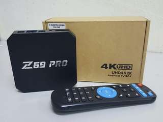 Z69 Pro Android Tv Box